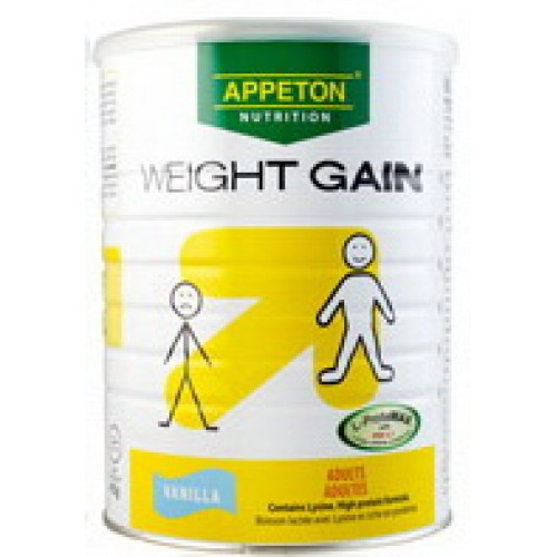 Appeton Weight Gain (Adult) - Vanilla