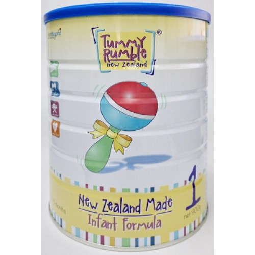Tummy Rumble Infant Formula 1