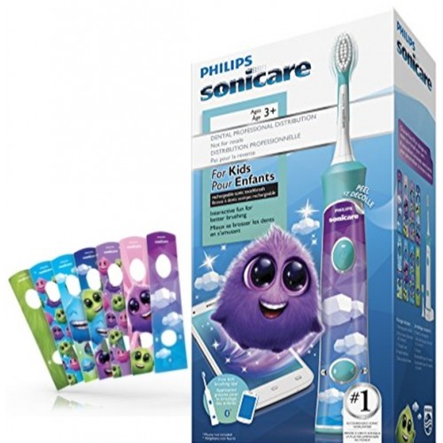 HX6322 Philips Sonicare for Kids toothbrush 聲波震動牙刷