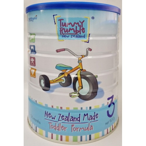 Tummy Rumble Toddler Formula 3