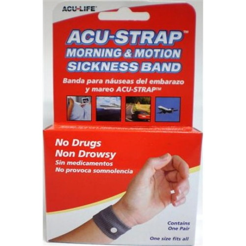 Acu-Strap Motion Sickness Band 暈浪帶